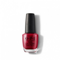 Лак для ногтей OPI CLASSIC Opi Red NLL72 15 мл