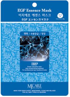 Маска тканевая с EGF Mijin EGF Essence Mask 23г