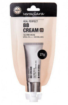 BB-крем для лица Veraclara Perfect BB Cream SPF50+ PA+++ тон23 27г