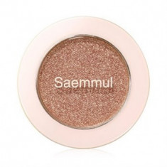 Тени для век с глиттером THE SAEM Saemmul Single Shadow (Glitter) PK05 1,6гр