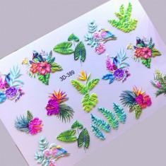 AnnaTkacheva,3D-слайдер№389 «Цветы. Листья» Anna Tkacheva
