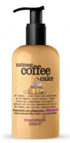 Лосьон для тела кофейный капкейк Treaclemoon Nutmeg Coffee Cake Koerperlotion 350 мл