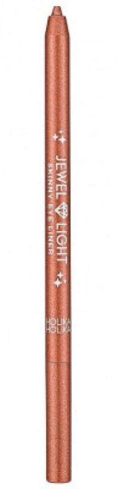 Тонкий карандаш-подводка Карандаш-подводка тонкий Holika Holika Jewel Light Jewel Light 09 Rose sparkling, розовый 0,7г