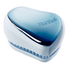 Расческа для волос TANGLE TEEZER COMPACT STYLER sky blue delight chrome