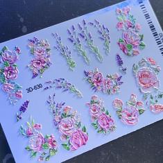 AnnaTkacheva,3D-слайдер№630 «Цветы. Цветочки» Anna Tkacheva