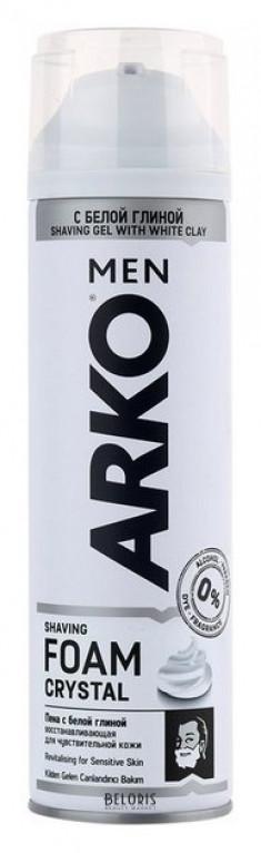 Пена для бритья для лица Arko