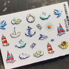 AnnaTkacheva,3D-слайдерHT№422 «Лето. Море» Anna Tkacheva