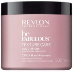 Revlon Professional Be Fabulous C.R.E.A.M. Anti-Freez Mask - Дисциплинирующая маска, 500 мл