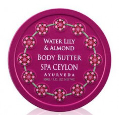 SPA CEYLON Баттер ультрапитательный для тела Водяная лилия и миндаль 100 г