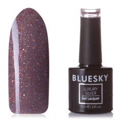 Bluesky, Гель-лак Luxury Silver №715