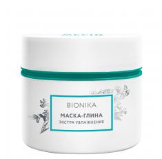OLLIN PROFESSIONAL Маска-глина для волос Экстра увлажнение / BIONIKA 200 мл