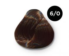 OLLIN PROFESSIONAL 6/0 краска для волос, темно-русый / OLLIN COLOR 100 мл