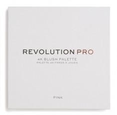 REVOLUTION PRO Румяна для лица, тон Pink / 4k Blush Palette