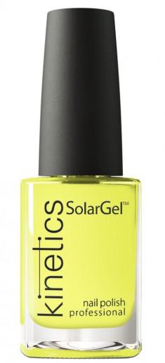 KINETICS 461 лак профессиональный для ногтей / SolarGel Polish Guiltless 15 мл