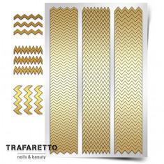 Trafaretto, Трафареты «Зигзаги»