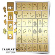 Trafaretto, Трафареты «Осень»