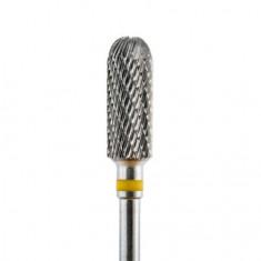 HD Freza, Фреза твердосплавная «Цилиндр закругленный», D=5 мм, супертонкая