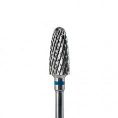 HD Freza, Фреза твердосплавная «Конус», D=6 мм, двойная спиральная, синяя