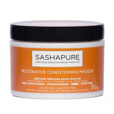 Sashapure, Маска для волос Restorative, 227 г.