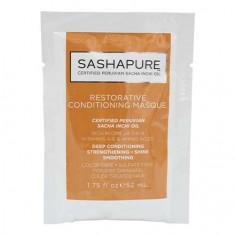 Sashapure, Маска для волос Restorative, 52 мл