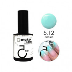 Nano Professional, База Make up for nails Tint 5.12, 15 мл