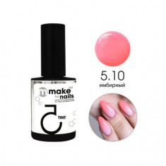 Nano Professional, База Make up for nails Tint 5.10, 15 мл