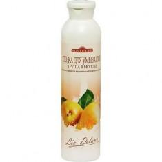 Пенка для умывания Груша в молоке нормализирующая для жирной и комбинорованной кожи Sun Of Life Liv Delano