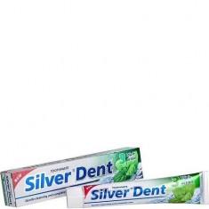 Зубная паста Тройное действие SILVER DENT