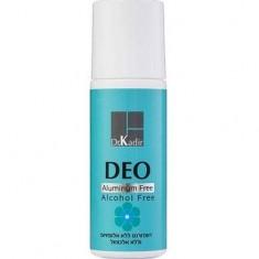 Шариковый дезодорант без алюминия и спирта Deodorant Roll-On Aluminum Free DR. KADIR