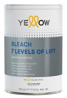 YELLOW Порошок для обесцвечивания волос до 7 уровней / YE Bleach 500 г