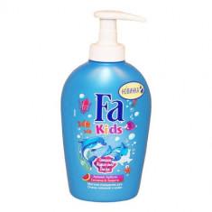 Fa Kids Детское жидкое мыло Гигиена & защита Аромат Арбуза 250 мл