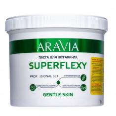 Aravia Паста для шугаринга Superflexy Gentle Skin 750 г Aravia professional