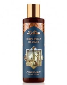 Фито-бальзам для густоты и объема волос с ассирийской рожью и хмелем Zeitun