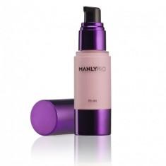 База под макияж увлажняющая освежающая HD Manly Pro прозрачно-нежно-розовая БТHD
