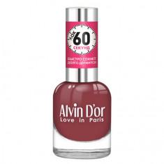 Alvin D'or, Лак «60 секунд» №10