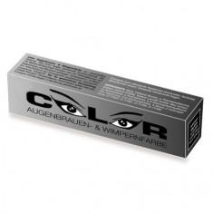 Color, Краска для бровей и ресниц, черная