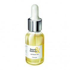 ruNail, Масло для ногтей и кутикулы Beauty & Wellness «Сочный апельсин», 15 мл