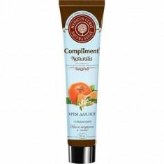 Крем для ног Масла мандарина и мяты освежающий COMPLIMENT