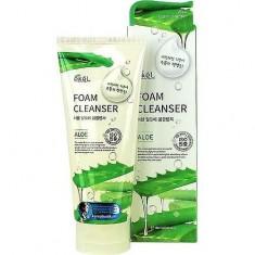 Пенка для умывания с экстрактом алоэ Aloe Foam Cleanser Ekel