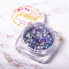 Blesk, Дизайн для ногтей «Алмазная россыпь» №08