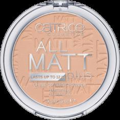 Пудра компактная CATRICE All Matt Plus Shine Control Powder 025 Sand Beige песочно-бежевый