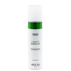 Aravia Флюид-крем барьерный с маслом черного тмина и экстрактом мелиссы Comfort Skin Fluid 250мл Aravia professional