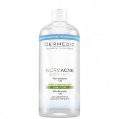 Dermedic Normacne Мицеллярная вода H2O для жирной кожи 500мл
